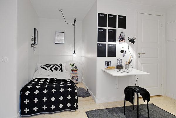 Mẹo khiến phòng nhỏ xinh trở nên rộng rãi