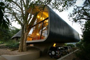 Những ngôi nhà có thiết kế độc đáo nhất thế giới