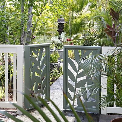 Thiết kế sân vườn thoáng mát