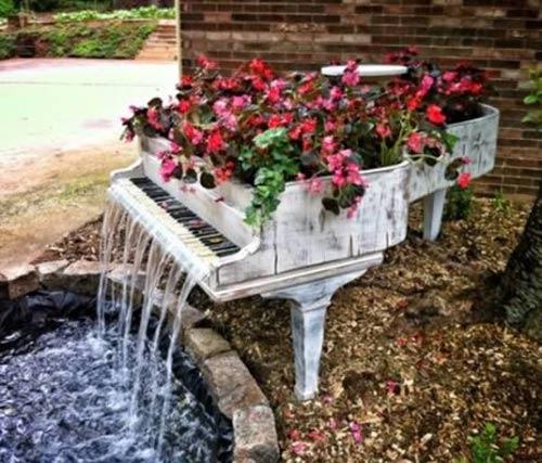 hình piano độc đáo
