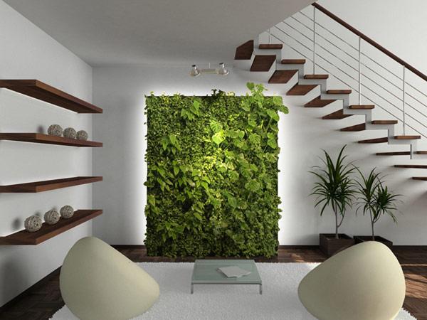 Ý tưởng độc đáo cho tường nhà