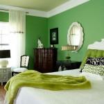 Thiết kế nhà ở sáng tạo với gam màu xanh mát.