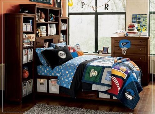 phòng ngủ cho boy