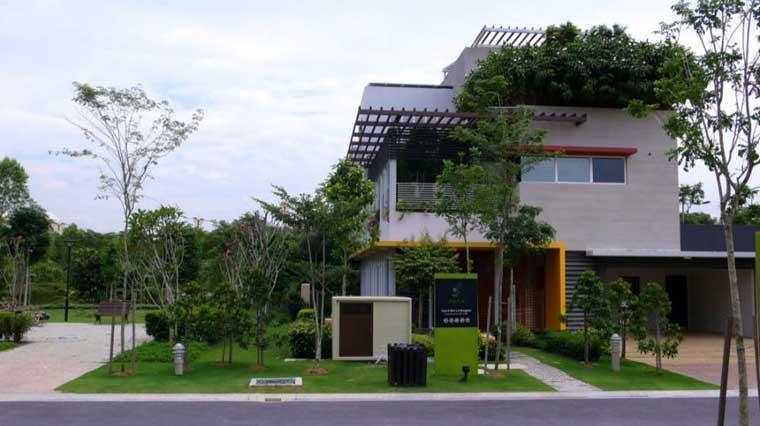 Xu hướng kiến trúc xanh