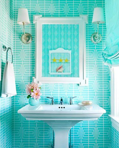 Những mẫu phòng tắm độc đáo