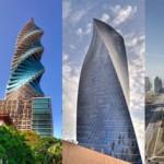 Những tòa nhà hình xoắn ốc độc đáo trên thế giới