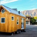Độc đáo – những ngôi nhà cải tạo từ xe tải.