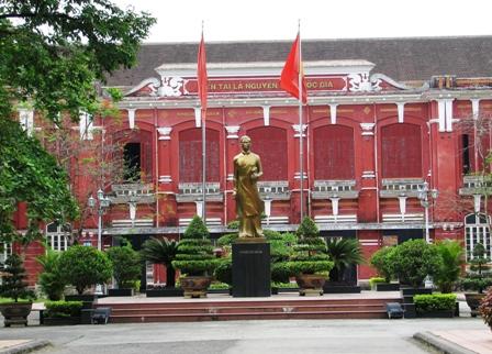10 ngôi trường có kiến trúc đẹp nhất Việt Nam