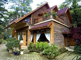 Kiến trúc nhà gỗ