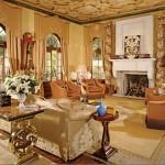 Tường đẹp cho phòng khách thêm quyến rũ