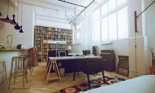 Xu hướng kiến trúc theophong cách đương đại
