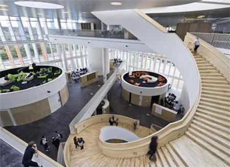 Điểm danh 5 công trình kiến trúc sử dụng lam chắn nắng đẹp và độc đáo1