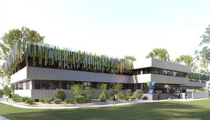 Điểm danh 5 công trình kiến trúc sử dụng lam chắn nắng đẹp và độc đáo4