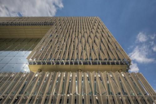 Điểm danh 5 công trình kiến trúc sử dụng lam chắn nắng đẹp và độc đáo5