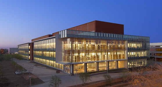 Điểm danh 5 công trình kiến trúc sử dụng lam chắn nắng đẹp và độc đáo8