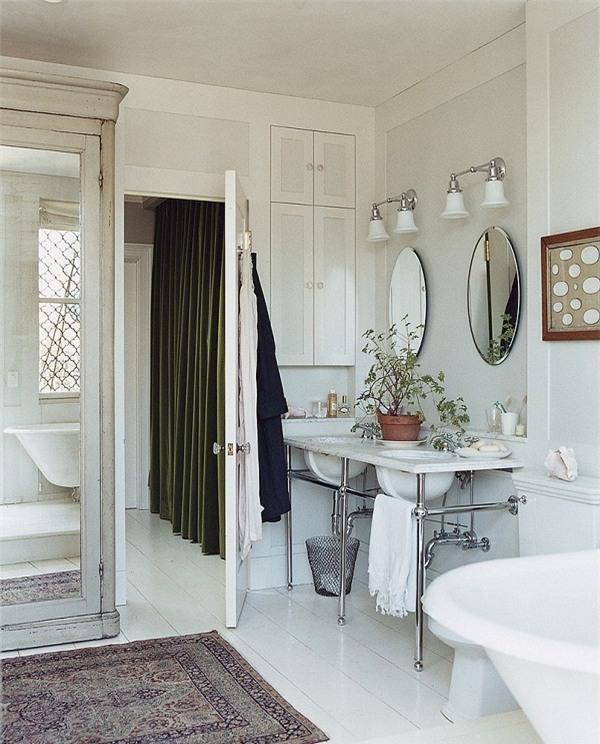Độc đáo với cách làm đẹp ngôi nhà bằng những chiếc gương8