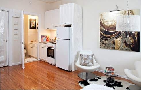 Hướng dẫn cách bài trí nội thất thông minh cho căn hộ 12 đến 20m22