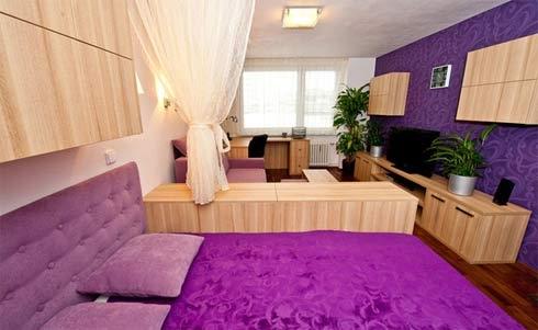 Hướng dẫn cách bài trí nội thất thông minh cho căn hộ 12 đến 20m25