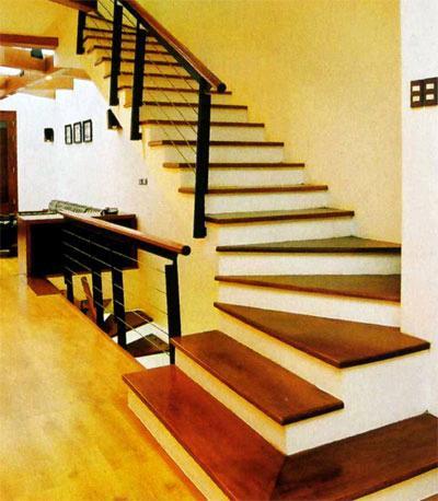 """""""Mách bạn"""" 4 điều kiêng kị khi thiết kế cầu thang1"""