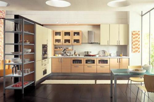 Những mẫu bàn bếp được nhiều người ưa chuộng nhất hiện nay3