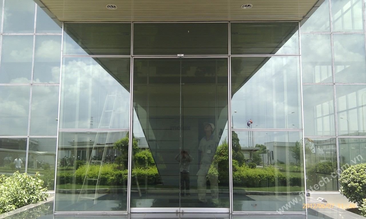 Những ứng dụng nhôm kính trong kiến trúc công trình3