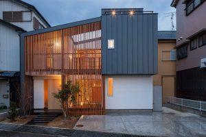 7 ý tưởng mặt đứng cho nhà đẹp 2 tầng năm 2018