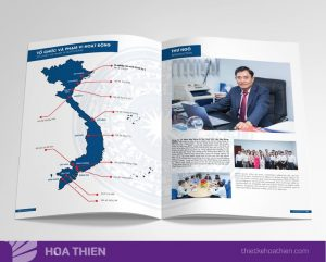 Dịch vụ thiết kế profile – portfolio tại Tp.HCM chuyên nghiệp